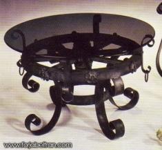 Mesa de centro forja Mod. MC-3