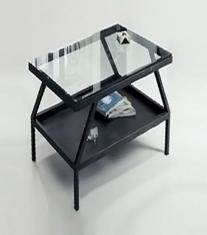 Mesas de rincon de Forja : Modelo BARCELONA 2 CH
