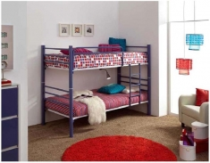Litera forja mod.410 Convertible en 2 camas