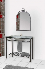Muebles Lavabos de Forja : Modelo UNIVERSAL