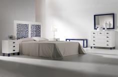 Dormitorio Colecci�n OPALO