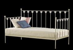 Sofa-Cama de forja Mod. TULIPAN