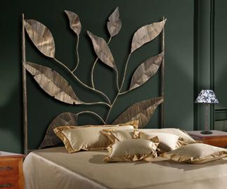 Forja beltran decoracion muebles de forja camas forja - Cabeceros artesanales ...