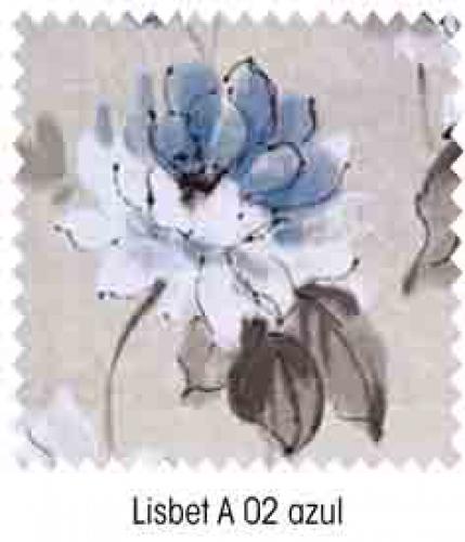 Lisbet A02 azul