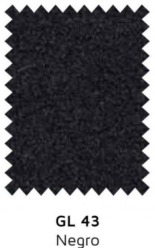 Terciopelo GL43 Negro