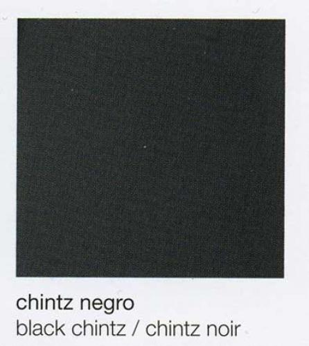 CHINTZ NEGRO