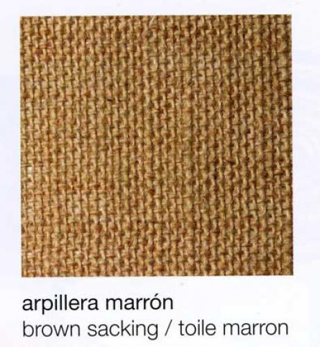 ARPILLERA MARRON