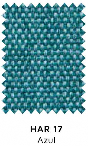 Tapiceria HAR17 Azul