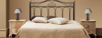 Roberto. Alpedrete ( MADRID ) Cabecero y mesitas para dormitorio : Coleccion AFRICA-ROSA